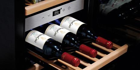 Ledusskapis Wine Master 66 00660