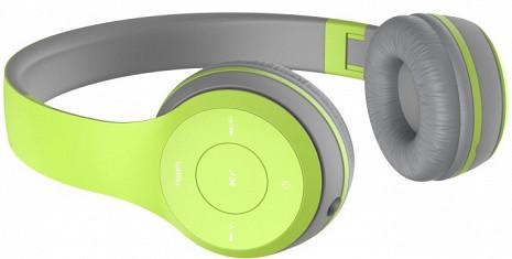 Bluetooth bezvadu austiņas  ME2575 Green