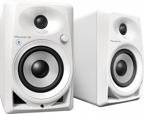 Aktīva akustiskā mini sistēma ar bluetooth  DM-40BT-W