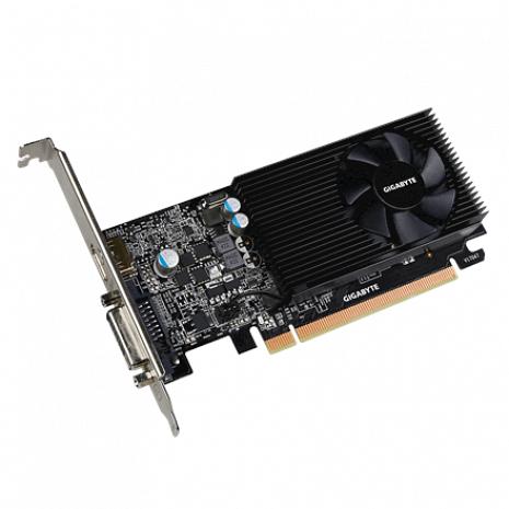 Grafiskā karte NVIDIA, 2 GB, GeForce GT 1030, GDDR5 GV-N1030D5-2GL