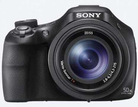 Digitālais fotoaparāts  DSC-HX400V/B