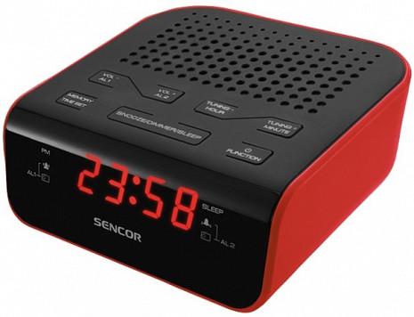 Radio modinātājs  SRC136RD