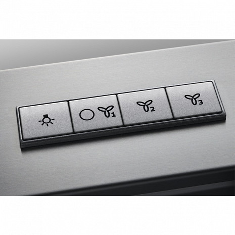 Tvaika nosūcējs  EFB60460OX