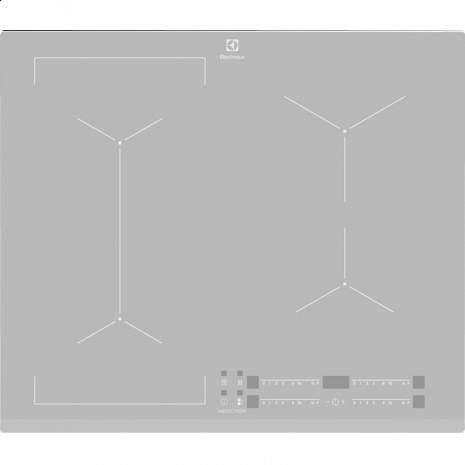 Plīts virsma  EIV63440BS