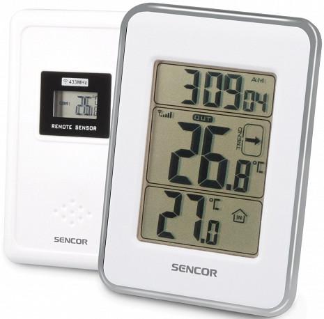 Elektroniskais gaisa termometrs  SWS25 WS