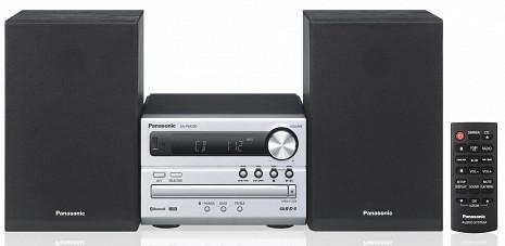Mikro Hi-Fi sistēma  SC-PM250EC-S
