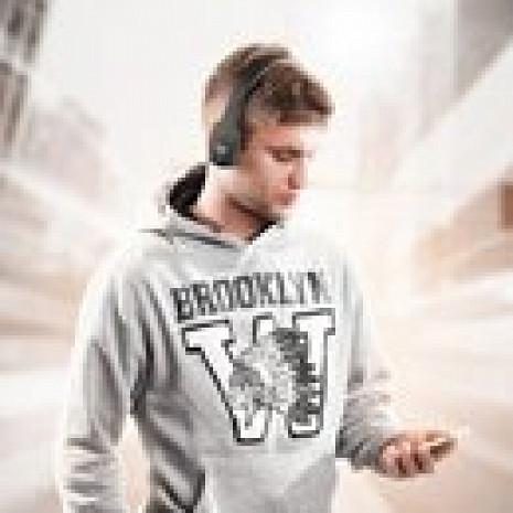 Bluetooth bezvadu austiņas  YHP 15 BTBK