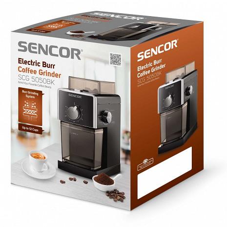 Kafijas dzirnaviņas  SCG 5050 BK