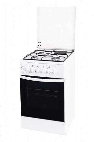 Plīts  F50 3G1E White