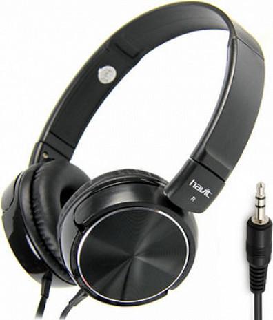 Austiņas  H2178 Black