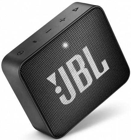 Portatīvais skaļrunis  JBLGO2BLK