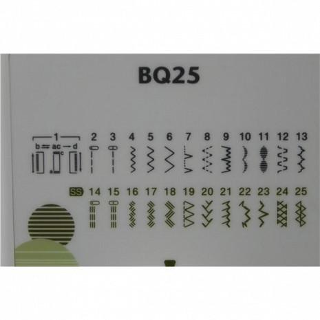 Šujmašīna BQ-25 BQ-25