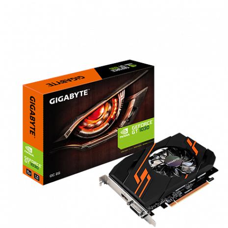 Grafiskā karte GeForce GT 1030 GV-N1030OC-2GI