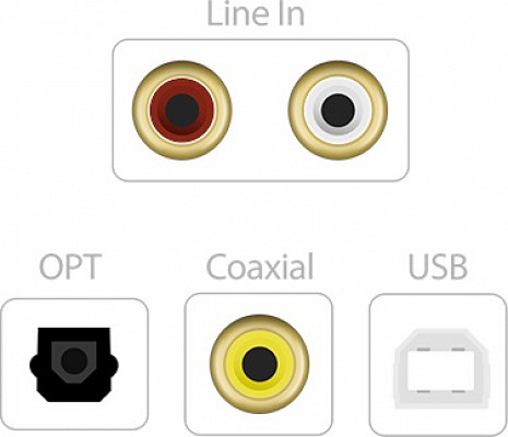 Datora skaļruņi  S880DB white