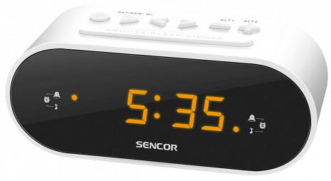 Radio modinātājs  SRC1100W