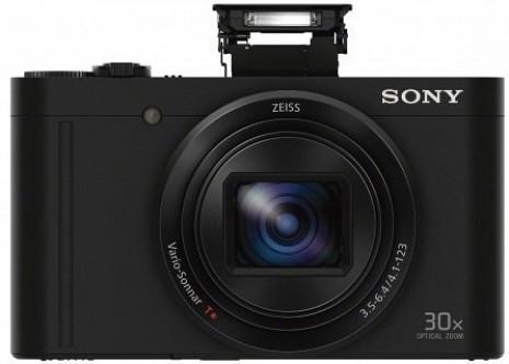 Digitālais fotoaparāts  DSC-WX500/B