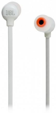 Bluetooth bezvadu austiņas  JBLT110BTWHT