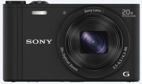 Digitālais fotoaparāts  DSC-WX350/B