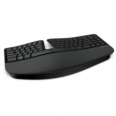 Klaviatūra L5V-00021 Sculpt Ergonomic Multimedia, Wireless, Keyboard layout EN L5V-00021