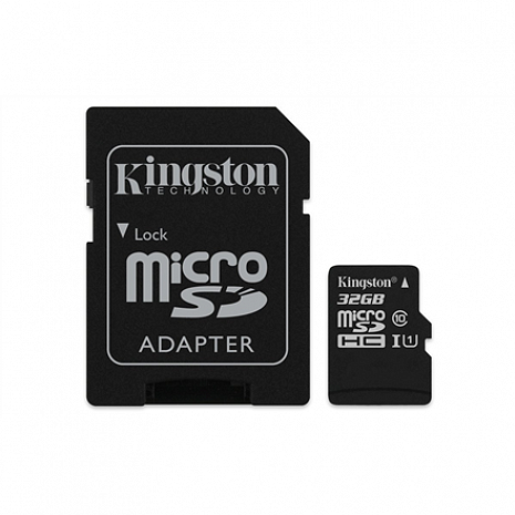 Atmiņas karte Canvas Select UHS-I 64 GB, MicroSDXC, Flash memory class 10, SD Adapter SDCS/64GB