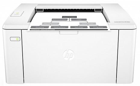 Printeris LaserJet Pro M102a Mono, Laser, Printer, A4, White G3Q34A