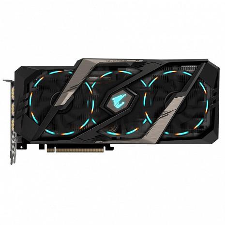 Grafiskā karte GeForce RTX™ 2080 Ti GV-N208TAORUS-11GC