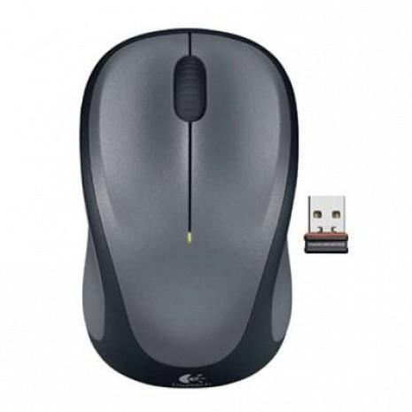Bezvadu datorpele M235 Black 910-002201