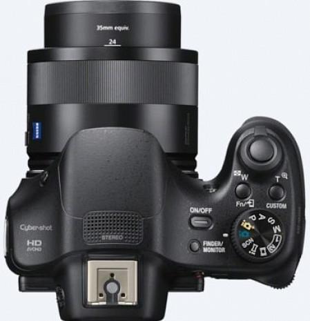 Digitālais fotoaparāts  DSCHX400VB.CE3