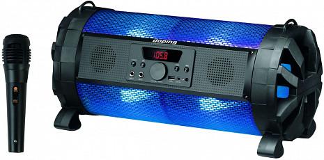 Skaņas sistēma ar karaoke  S5-Rainbow