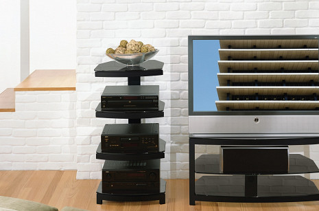 TV galds  G304-BL