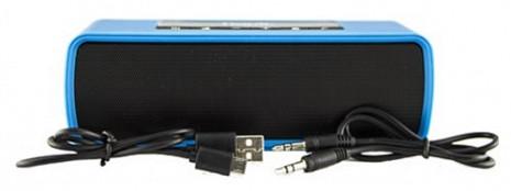 Portatīvais skaļrunis  M8 blue