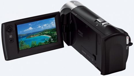Videokamera  HDR-CX240E/B