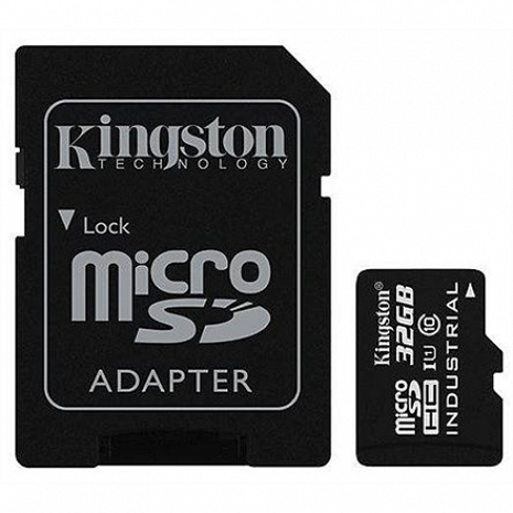 Atmiņas karte Industrial Temperature UHS-I U1 32 GB, MicroSDHC, Flash memory class 10, SD Adapter SDCIT/32GB