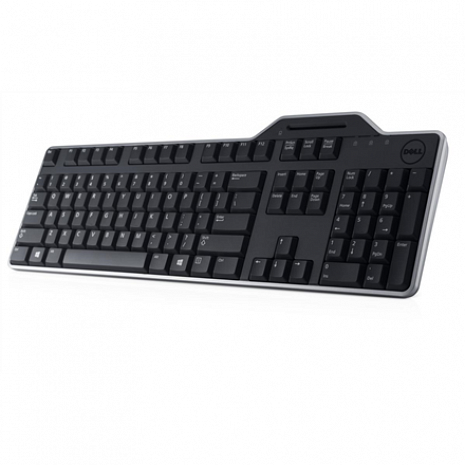 Klaviatūra KB813 Smartcard keyboard, Wired 580-AFYX