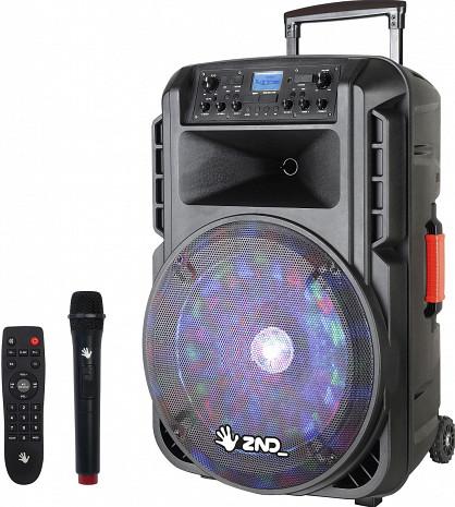 Skaņas sistēma ar karaoke  ZND_LIBERATOR