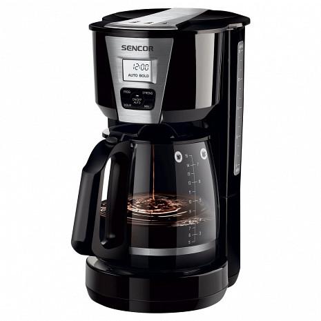Kafijas automāts  SCE 5070 BK