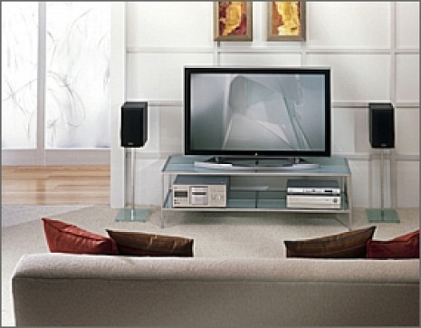 TV galds  GLACE60