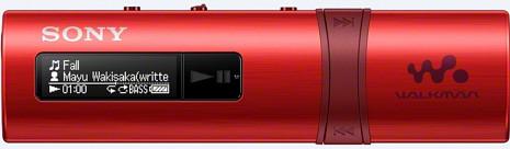 MP3 atskaņotājs  NWZ-B183/R