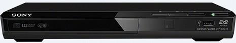 CD/DVD atskaņotājs  DVP-SR370B