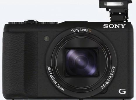 Digitālais fotoaparāts DSC-HX60 DSCHX60B.CE3