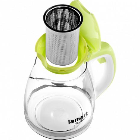 Tējas trauks Verre LT 7026