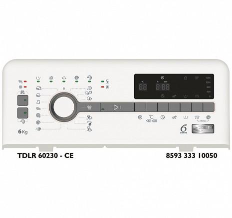 Veļas mašīna  TDLR 60230