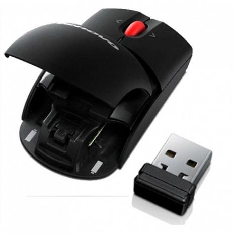 Bezvadu datorpele Laser - Wireless  Black 0A36188
