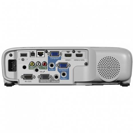 Projektors EB-108 3LCD XGA , 4:3, 1024x768, 3700Lm, 15000:1/White V11H860040