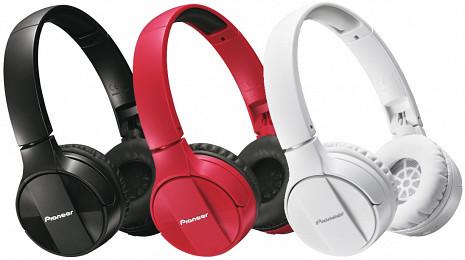 Bluetooth bezvadu austiņas  SE-MJ553BT-R