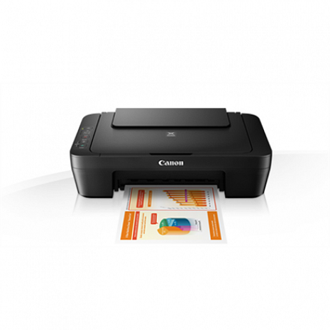 Multifunkcionālais printeris Colour, Inkjet, Multifunction Printer, A4, Black 0727C006