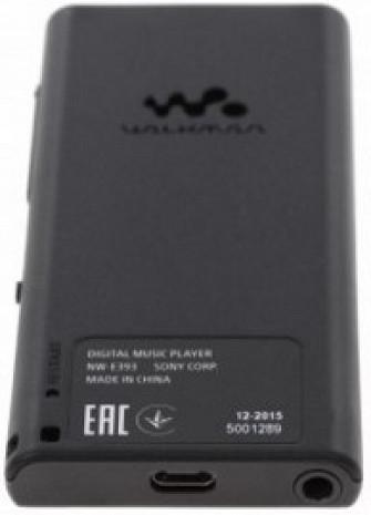 MP3 atskaņotājs  NW-E393/R