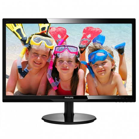"Monitors 24 "", Full HD, 1920 x 1080 pixels, 16:9, 1 ms, 250 cd/m², Black 246V5LDSB/00"
