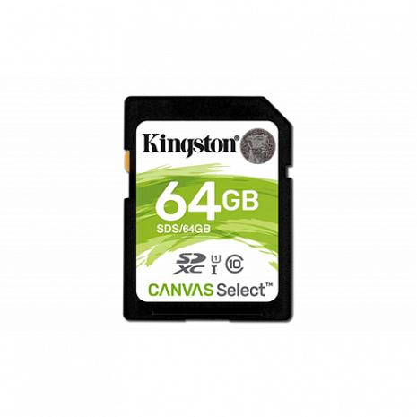 Atmiņas karte Canvas Select UHS-I 64 GB, SDXC, Flash memory class 10 SDS/64GB