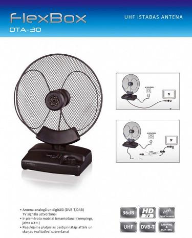 TV antena  DTA-30